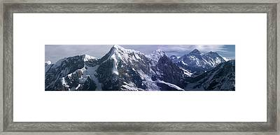 Everest Framed Print by Andrei Fried