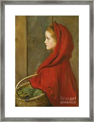 Everett Millais, Framed Print