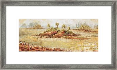 Everglades Afternoon Framed Print