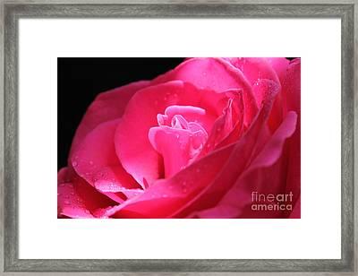 Beckoning For You Framed Print