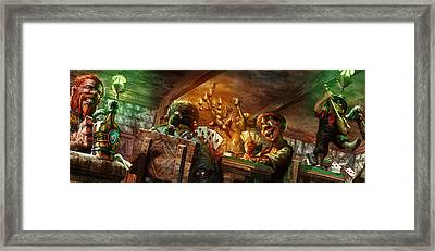 Everquest Brew Day Framed Print by Ryan Barger