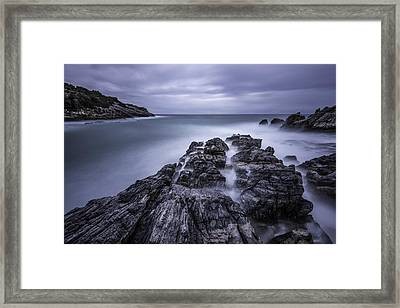 Every Breaking Wave Framed Print by Panagiotis Filippou