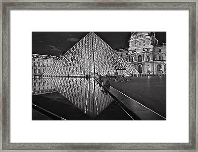 Framed Print featuring the photograph Every Day Life by Danica Radman