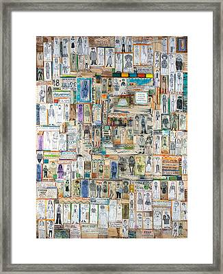 Every Day Of Your Life Framed Print