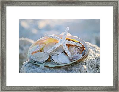 Every Grain Of Sand Framed Print