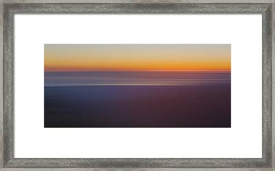 Every Morning V Framed Print