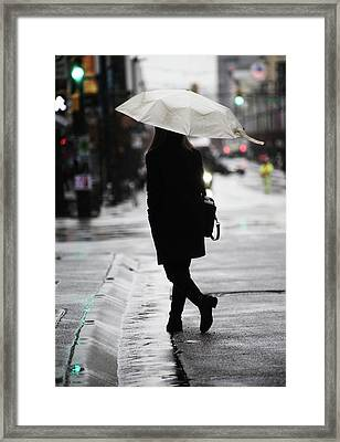Framed Print featuring the photograph Every One Pays  by Empty Wall