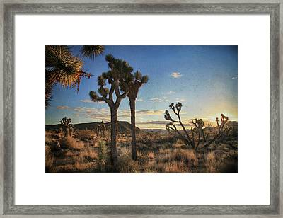 Every Time We Touch Framed Print by Laurie Search