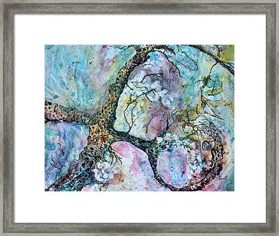 Every Which Way The Wind Blows Framed Print by Mary Sonya  Conti