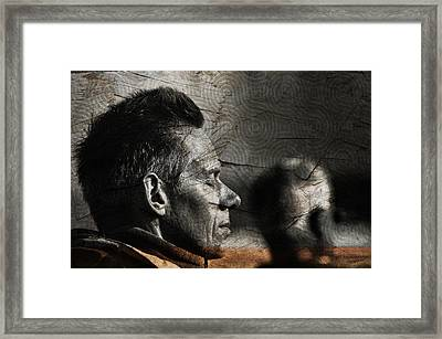 Everything Counts Framed Print by Nicole Frischlich