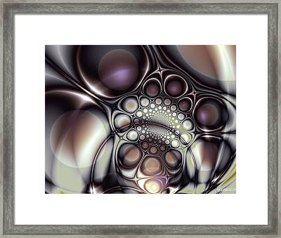 Everything In Its Place Framed Print by Casey Kotas