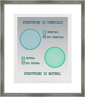 Everything Is Framed Print by Ivana Westin