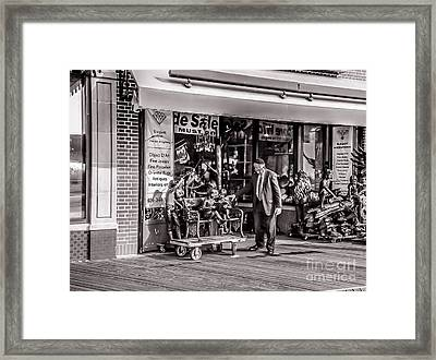 Everything Must Go Framed Print by Claudia M Photography