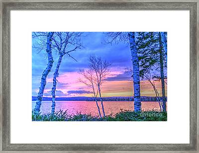 Everything Pastel Framed Print by Brenda Ketch
