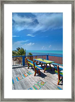 Everything You Need To Know Framed Print