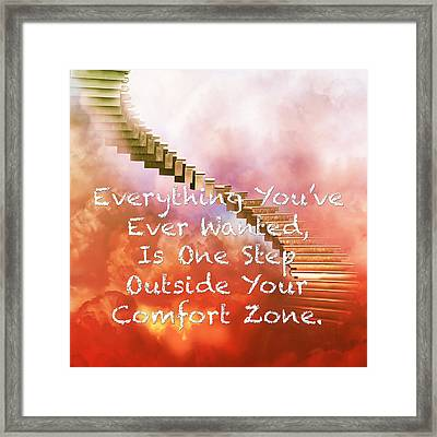 Everything Your Ever Wanted 5008.02 Framed Print by M K  Miller