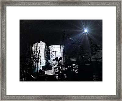Evidence Of Sunshine Framed Print