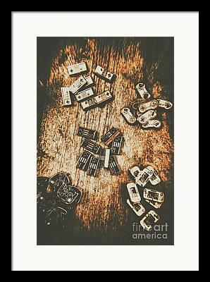 Video Game Life Framed Prints