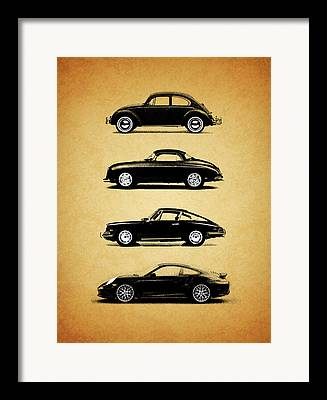 Beetle Framed Prints
