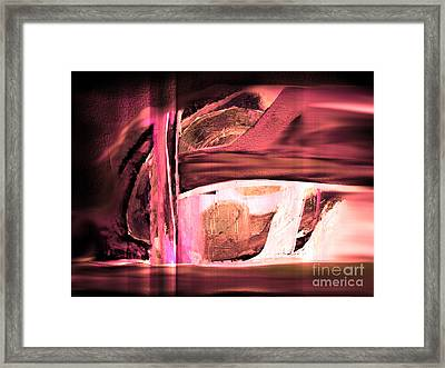 Dream Escape Framed Print by Yul Olaivar