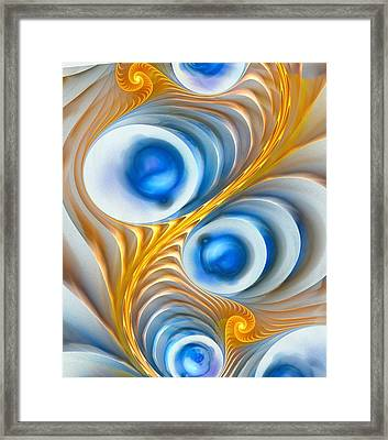 Exaggeration Framed Print