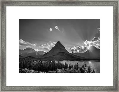 Exaltation Framed Print