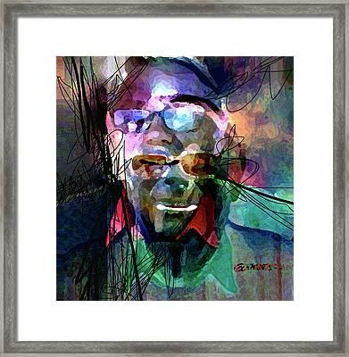 Excedrin Headache 17 Framed Print by Dean Gleisberg
