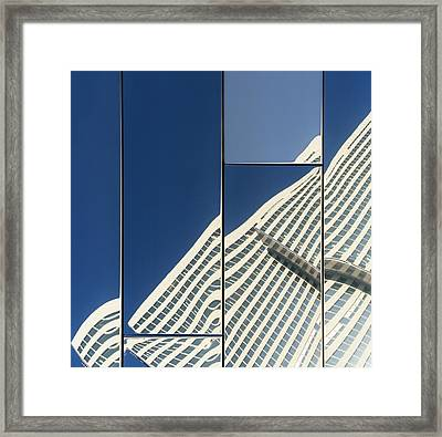 Exception Framed Print
