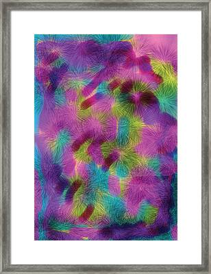 Excitement Framed Print by Heather Hennick