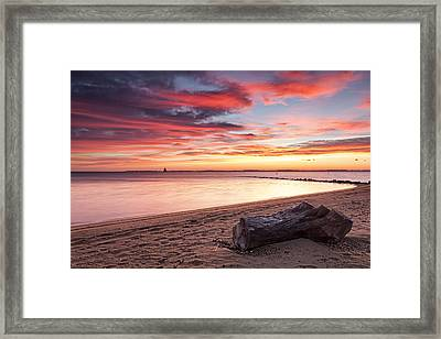 Framed Print featuring the photograph Exhale by Edward Kreis
