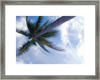 Exhale Framed Print by JAMART Photography