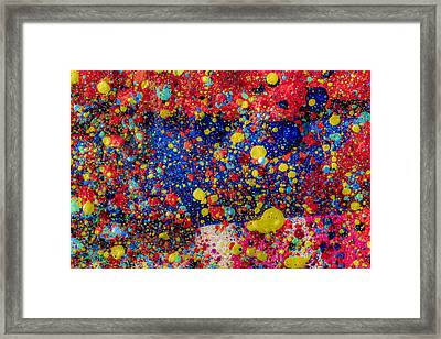 Exit Stage Left Framed Print by Sean Corcoran