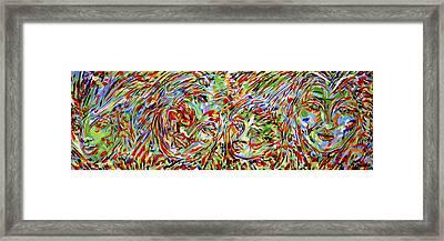 Exodus 5 Framed Print