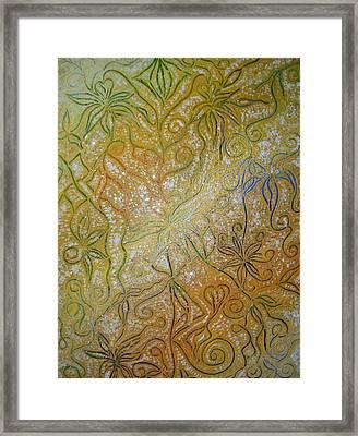 Expansion Framed Print
