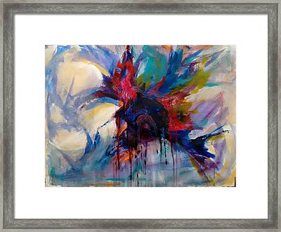Expansion Framed Print