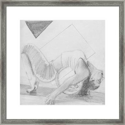 Expansion Framed Print by Robert Alexander