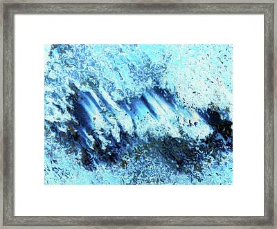 Expansive Framed Print by Tom Druin