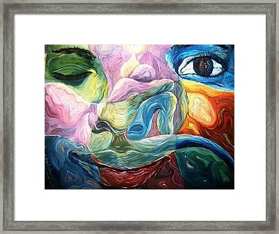 What Seek Ye ? Framed Print