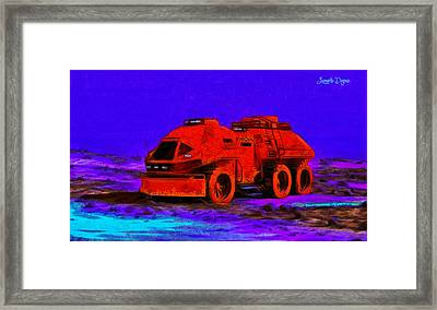Expedition - Pa Framed Print