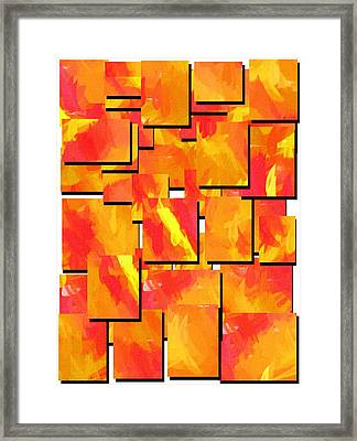Experiment 4 Framed Print