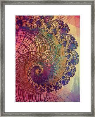 Explore Framed Print by Susan Maxwell Schmidt
