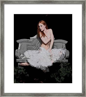 Exposed Framed Print by Naman Imagery