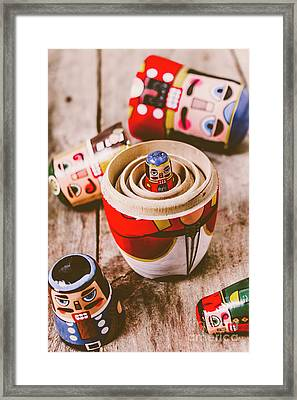 Exposing The Controller Framed Print by Jorgo Photography - Wall Art Gallery