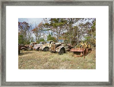 Exposure Framed Print by Timothy Hedges