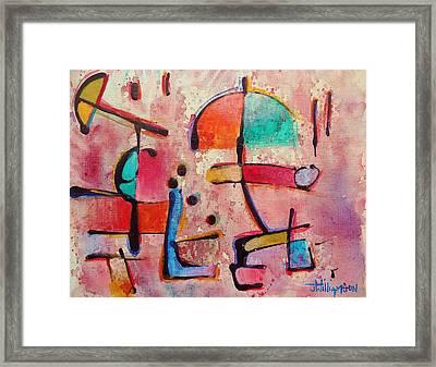 Expression # 12 Framed Print