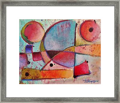 Expression # 13 Framed Print by Jason Williamson