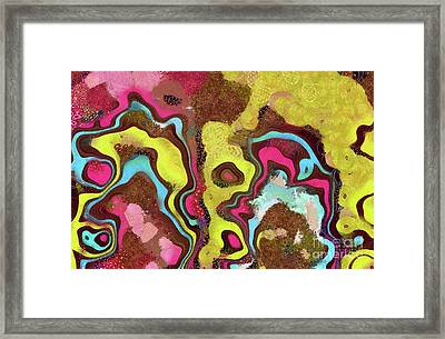 Expression - A01 Framed Print