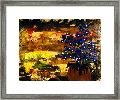 Expression Series #3 Framed Print by Ruth  El