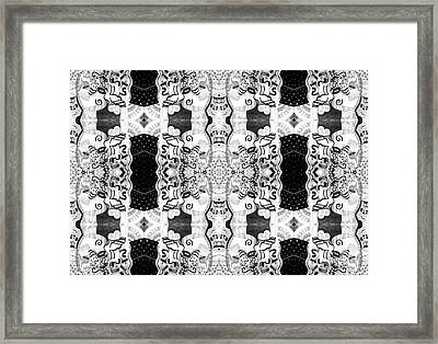 Expressions 4 Framed Print