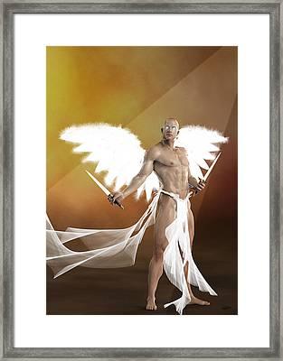 Exterminating Angel  Framed Print